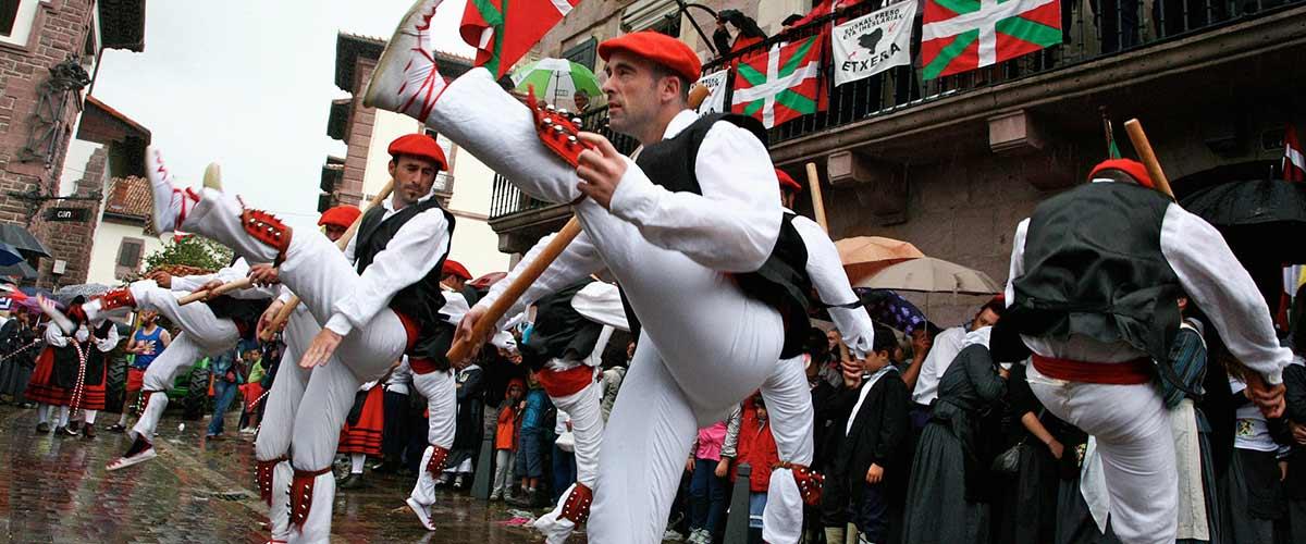 danse pays basque