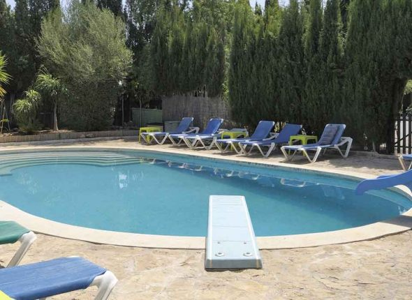 campings avec piscine
